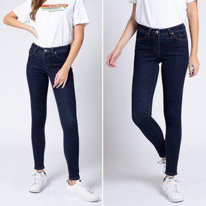 KanCan Gemma Mid Rise Skinny Jeans NWOT